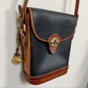 VTG Dooney & Bourke AWL Cavalry Spectator Bag